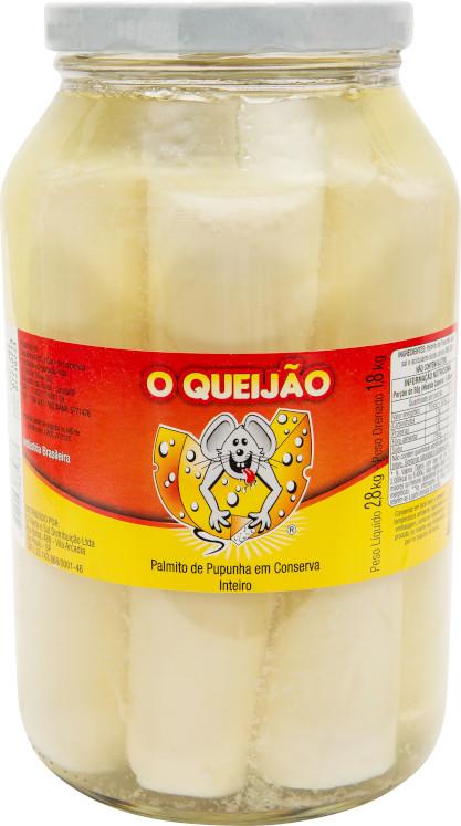 O QUEIJÃO INTEIRO 6x1800g