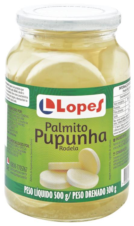LOPES PUPUNHA RODELA 15x300g