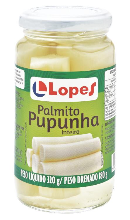LOPES PUPUNHA POTINHO 24x180g