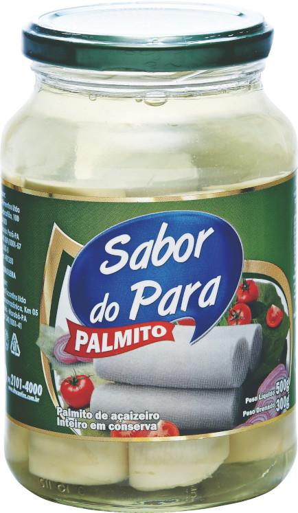 SABOR DO PARÁ INTEIRO 15X300g