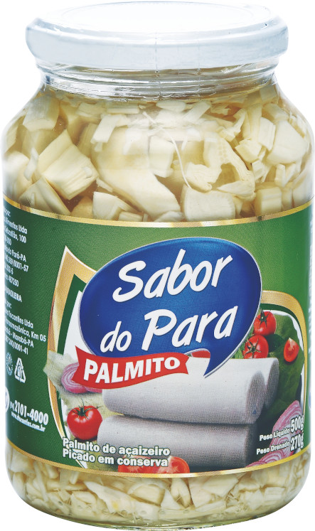 SABOR DO PARÁ PICADO 15X270g