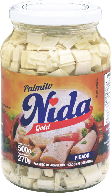 NIDA PICADO 15X270g