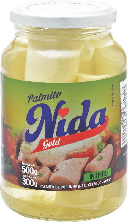 NIDA PUPUNHA INTEIRO 15X300g