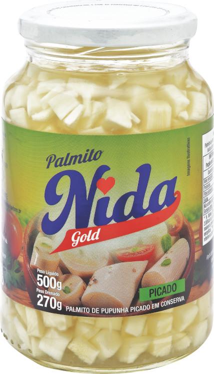 NIDA PUPUNHA PICADO 15X270g