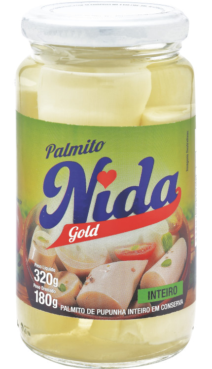 NIDA POTINHO 24X180g