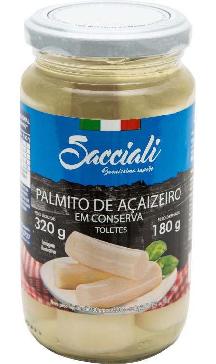 SACCIALI POTINHO 24X180g
