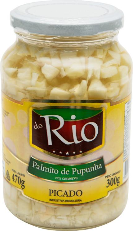 DO RIO PUPUNHA PICADO 15X300g