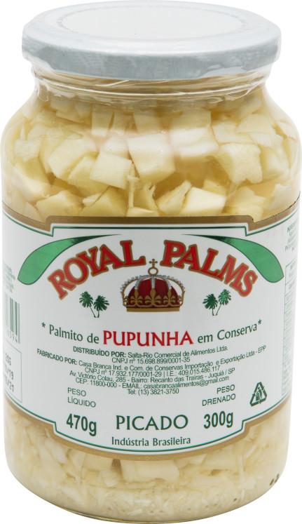 ROYAL PALMS PUPUNHA PICADO 15X300g